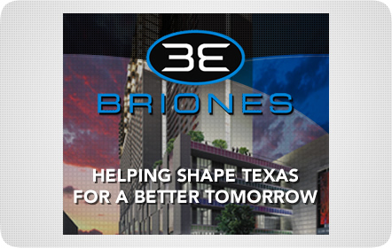 Briones Consulting & Engineering - Banner Ad - San Antonio Website Design & Development