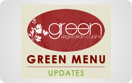 Green Vegetarian Cuisine - Banner Ad - San Antonio Website Design & Development
