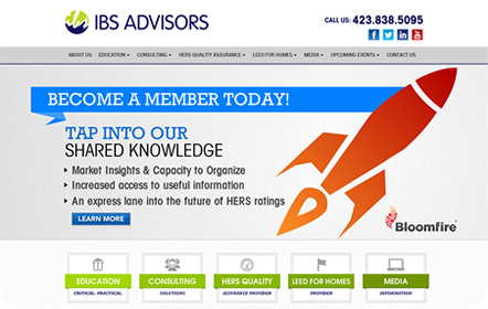 IBS Advisors, LLC - San Antonio Website Design & Development