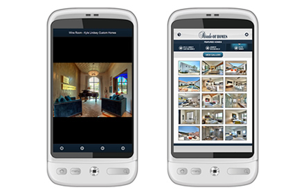 Kuper SIR Parade of Homes Mobile - San Antonio Mobile Website Design & Development